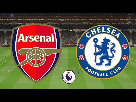 Premier League 2018/19 - Arsenal Vs Chelsea - 19/01/19 - FIFA 19