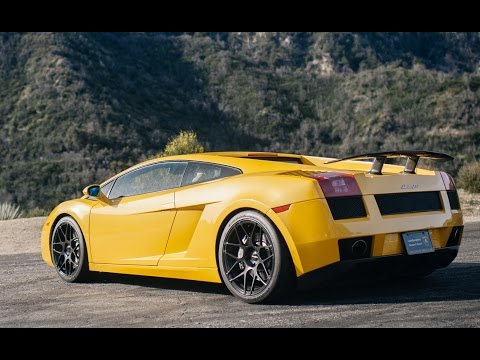 Modified RWD 2004 Lamborghini Gallardo - One Take
