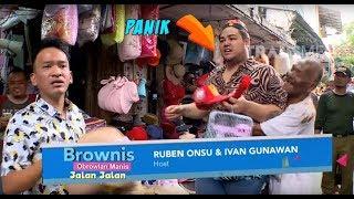 Video BROWNIS - Igun Kaget Dipeluk Orang Tak Dikenal (29/9/18) Part 2 MP3, 3GP, MP4, WEBM, AVI, FLV Maret 2019