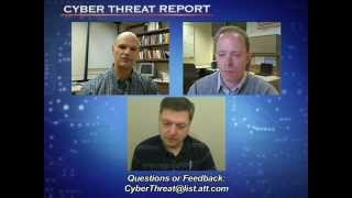 AT&T Cyber Threat Report - Operation Global Blackout, Zeus Takedown, Phishing&Internet Weather