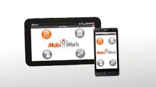 MobiWork YouTube video