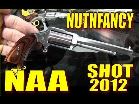 NUTNFANCY SHOT 2012: North American Arms!