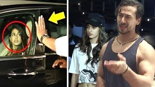 Video Tiger Shroff's Gf Disha Patani Gets Harassed By Media At Airport Returning From Baaghi 2 Promotions MP3, 3GP, MP4, WEBM, AVI, FLV Oktober 2018