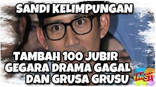 Video Sandi Kelimpungan Butuh 100 Jubir Lagi, Gara-Gara Drama Ratna dan Grusa-Grusu Prabowo MP3, 3GP, MP4, WEBM, AVI, FLV Oktober 2018