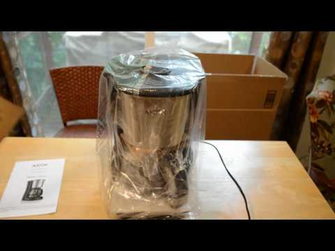 Aicok 1000W Coffee Maker Review