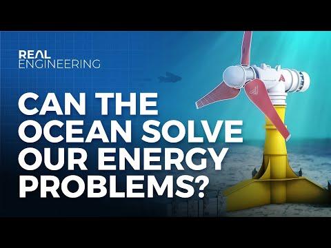 Underwater Turbines: An Optional Energy Solution