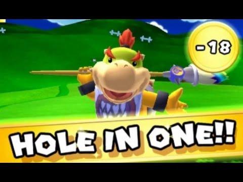 Mario Golf: World Tour – Mario Open DLC Tournament #1 – Toad Highlands -24