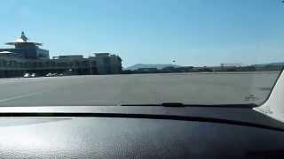 gümüş kaplan ile istanbul park f1 de engel den kaçış