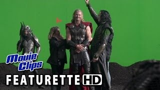 "Thor: The Dark World Blu-Ray Release Featurette - ""Tom Hiddleston Auditions As Thor"" (2014) HD"