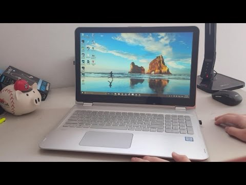 HP Envy x360 Touchscreen Laptop Review!