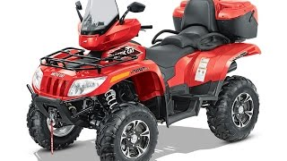 10. 2015 Arctic Cat TRV 700 Limited EPS