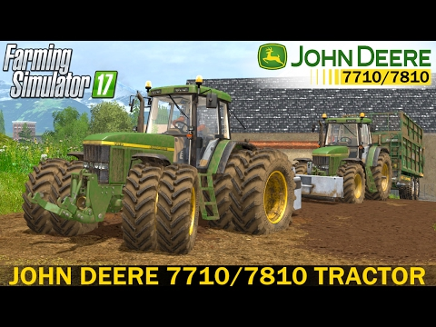 John Deere Pack