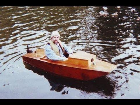 Как сделать маленькую лодку