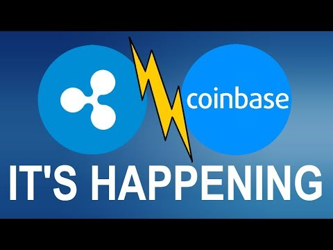 COINBASE ADDING RIPPLE (XRP) IN 2018?   $57M DEAL   Lets Talk About It