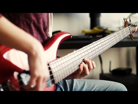 Binarydivision - Binary Division - 0100 Bass Playthrough