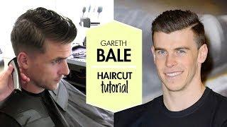 Gareth Bale Hair Tutorial | Men's Football Player Haircut & Hairstyle
