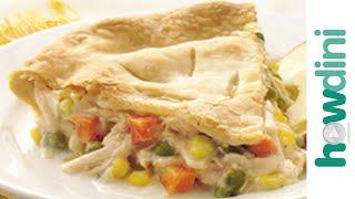 Chicken Pot Pie Recipe - How To Make Chicken Pot Pie