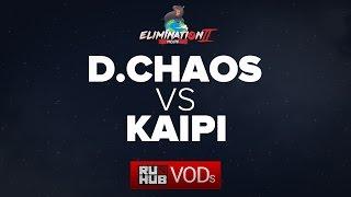 Digital Chaos vs Kaipi, Moonduck Elimination Mode II, game 1 [Tekcac]
