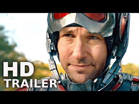 ANT-MAN Trailer 2 German Deutsch (2015) Marvel