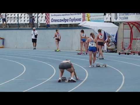 3 місце Львівській області принесла естафетна команда 4х100м.