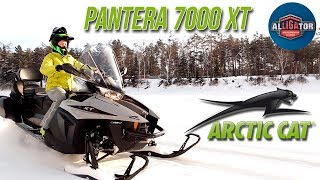 3. Arctic Cat Pantera 7000 XT Limited 2018