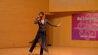 Gala/Show de Maestros en la 2ª Edición del Festival de Danza Oriental y Fusiones Belltridance-BTD en Cádiz