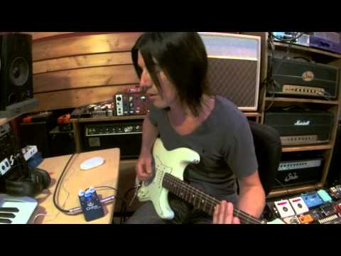 Chellee Guitars ODIE Overdrive, demo by Pete Thorn