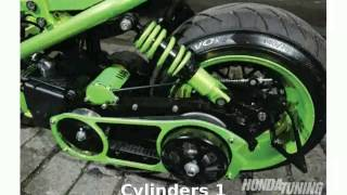3. 2008 Honda Ruckus Base -  Transmission Specs