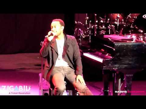 John Legend - Save Room LIVE!!!!