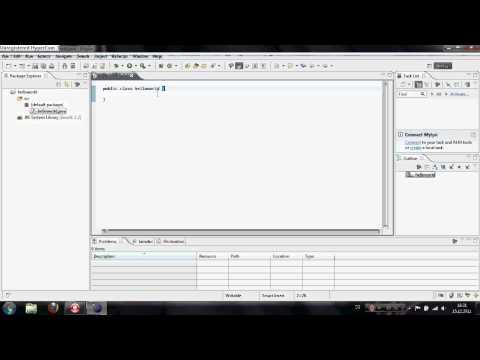 [German][Eclipse] Java Tutorial
