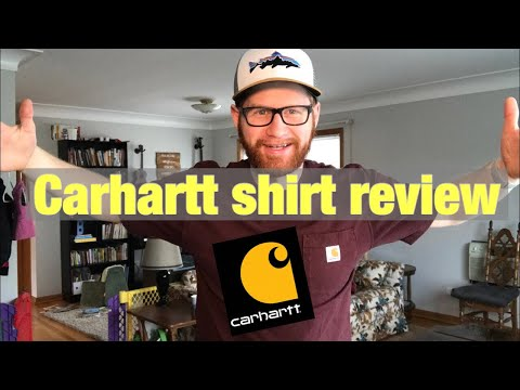 Carhartt K87 T-shirt Review