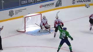 Победный гол Максима Гончарова