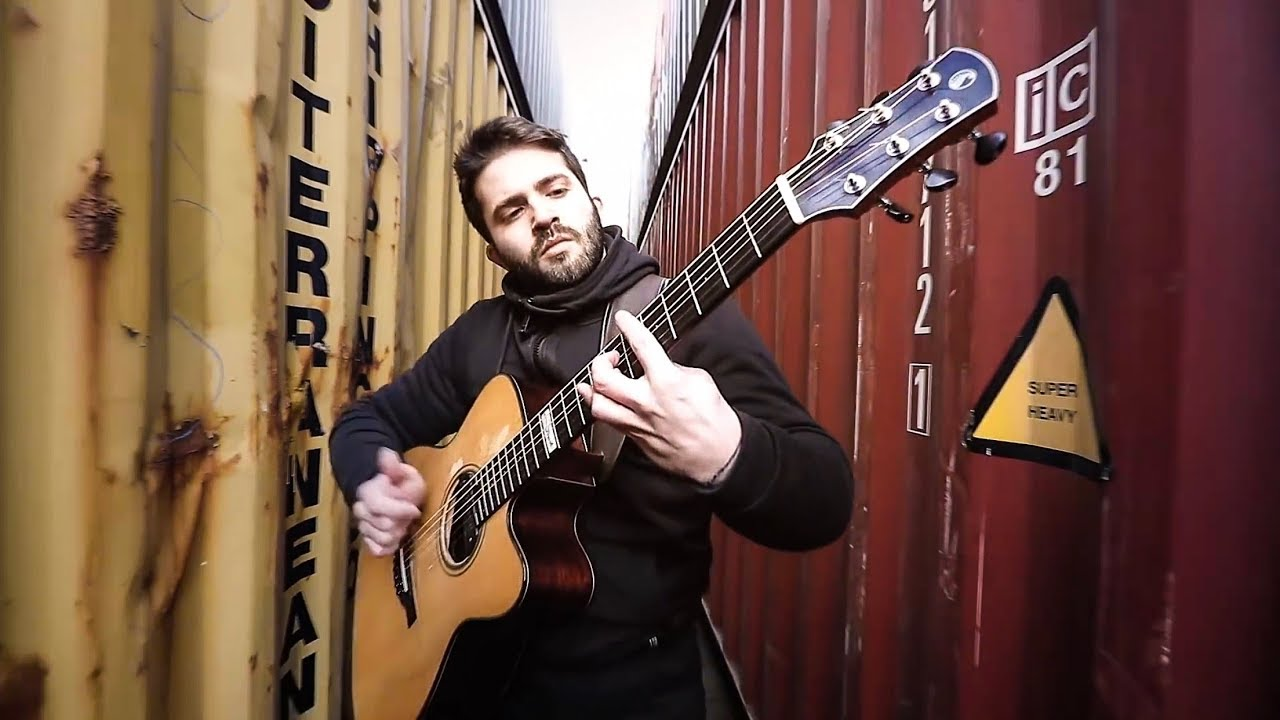The Prodigy on an Acoustic Guitar – Luca Stricagnoli