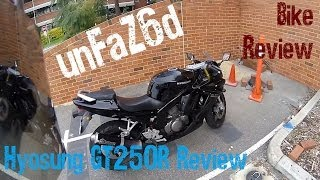 6. Hyosung GT250R Bike Review
