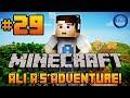 "Minecraft - Ali-A's Adventure #29! - ""HIDDEN EMERALD!?"""