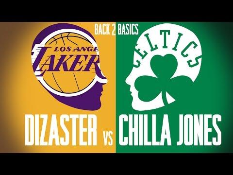 KOTD - Rap Battle - Dizaster vs Chilla Jones (2015)