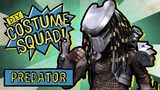 Video Make Your Own Predator Costume - DIY Costume Squad MP3, 3GP, MP4, WEBM, AVI, FLV Agustus 2018