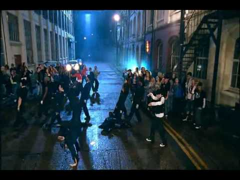 NEW George Sampson Singing In The Rain Video.