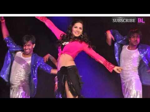 Sunny Leone and Mika Singh's world tour kicks of