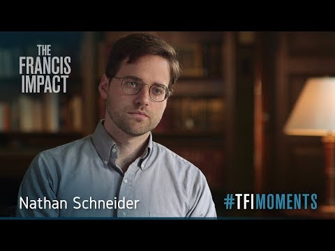 <strong>#TFImoments:</strong> Nathan Schneider and Pope Francis' radical faithfulness to tradition