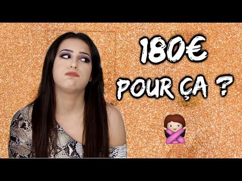 LE CRASH TEST DE LA CATASTROPHE : JOUER COSMETICS ! - Horia