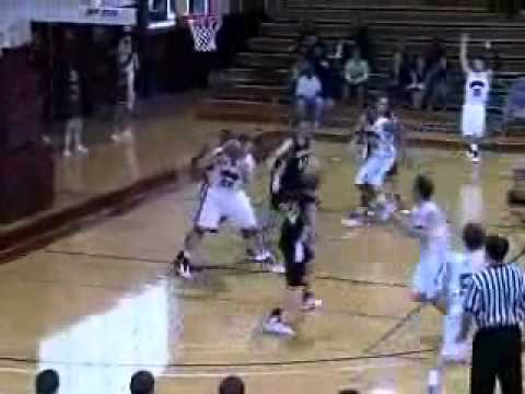 Guilford Men's Basketball vs. Randolph 2/12/11 Highlights