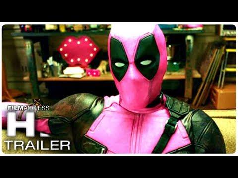 DEADPOOL 2 Pink Suit Trailer (2018) Ryan Reynolds Superhero Movie HD