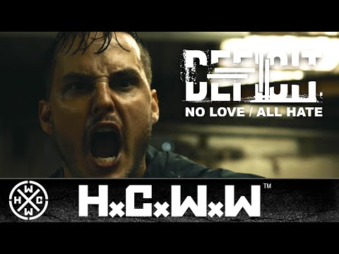 DEFICIT - NO LOVE, ALL HATE - HARDCORE WORLDWIDE (OFFICIAL HD VERSION HCWW)