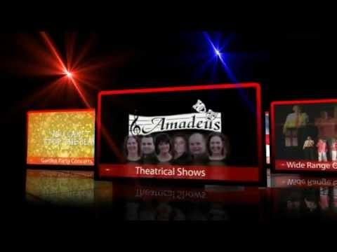 Amadeus - Promotional Video
