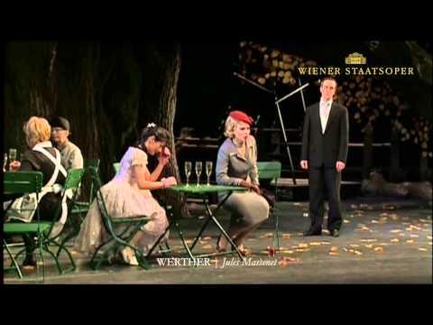 "Jules Massenet: ""Werther"" (Trailer) | Wiener Staatsoper"