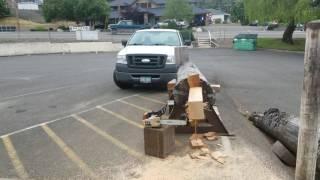 6. The Chainsaw Guy Shop Talk Hawaii Stihl MS 201T- CM West Coast Build