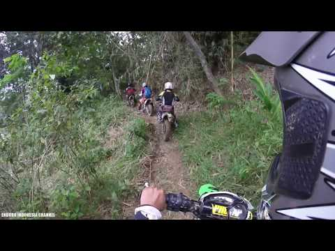 ENDURO Tradisi Goes to Parung Ponteng # 12 Let's Move and Get Rest