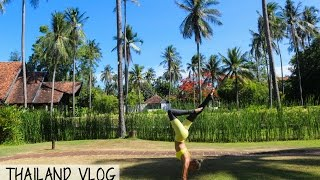 ✿ LIKE this video if you enjoyed & be sure to SUBSCRIBE! ✿Follow my journey in Hua Hin, Thailand and learn what it's like to do the Matthew Kenney Culinary Academy. Watch me fail at doing handstands, explore the gardens at Evason, and make delicious plant based food.Yoga outfit by: Alo YogaFOLLOW ME ON SOCIAL MEDIA!➜ Instagram: https://instagram.com/nikkisharp➜ Twitter: https://twitter.com/nikkirsharp➜ Website: http://www.nikkisharp.com/➜ Tumblr: http://www.nikkisharp.tumblr.com/➜ Snapchat: @NikkiRSharpBUSINESS INQUIRIES:If you are a business looking to work with me, email me at: info@nikkisharp.com