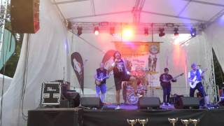 Video 191   Iron Made In   Březňák Fest Praha 23 8 2015